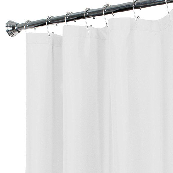 Maytex Water Repellent Fabric Shower Curtain Or Liner Machine