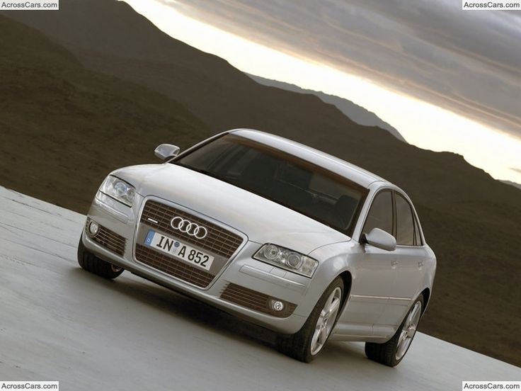 Audi A8 4.2 TDI quattro (2005)