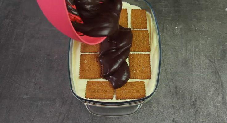 Wanneer het weekend is vind ik het heerlijk om lekker aan de slag te gaan in de keuken. Een lekker taartje maken of ander lekker gerecht vind ik erg leuk om te doen. Ik ben zelf gek op tiramisu maar ik heb een heerlijke vervanger gevonden die lekkerder is en ook gemakkelijk om te maken. …