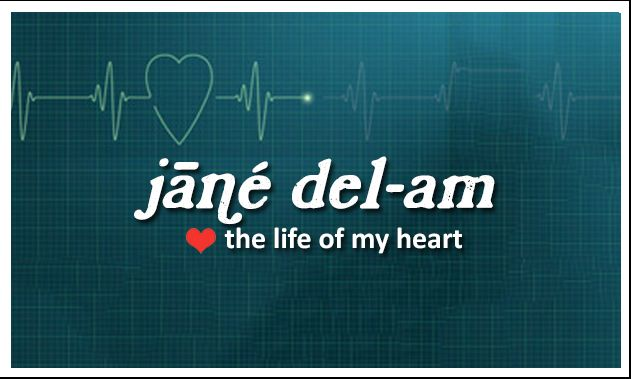 Ok this raced up my heart.. my favorite word. I like Joonam (Jaanam) as welll.. hard to translate.. umm..sorta means my soul, my life.. jane delam, the life of my heart
