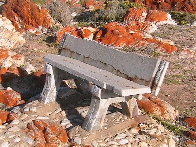 Jongensfontein memorial benches