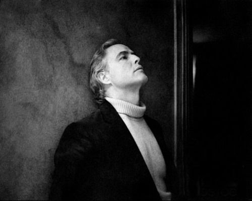 Marlon Brando in Last Tango In Paris - #Brando