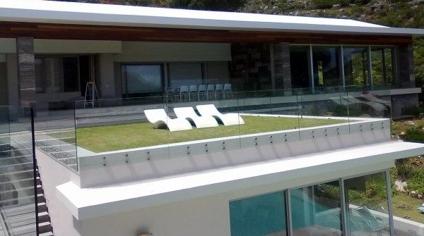 Frameless Glass Balustrades by New Era Glass in Cape Town