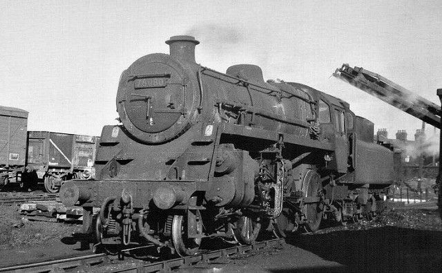 76080 at Sutton Oak 1965