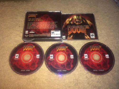 PC Computer Game Doom 3 Great Deal