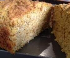 Recipe Sweet Potato Loaf - gluten free, dairy free by Paleo-Thermie - Recipe of category Breads & rolls