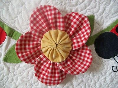 28 best Quilts: Ladybug images on Pinterest | Ladybugs, Applique ... : lady bug quilts - Adamdwight.com