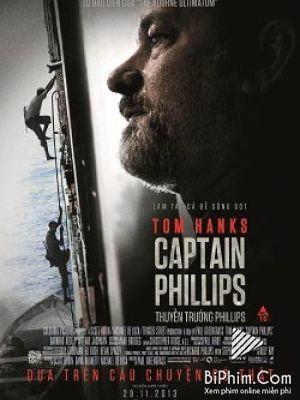 Phim Thuyền Trưởng Phillips