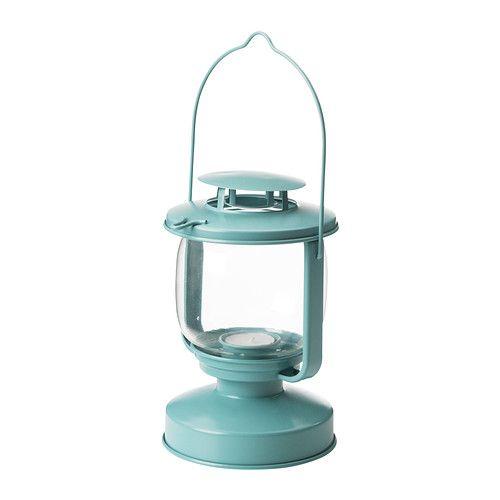 MÖRKT $5.99 Lantern for tealight IKEA Suitable for both indoor and outdoor use. (I waaaant some!!)