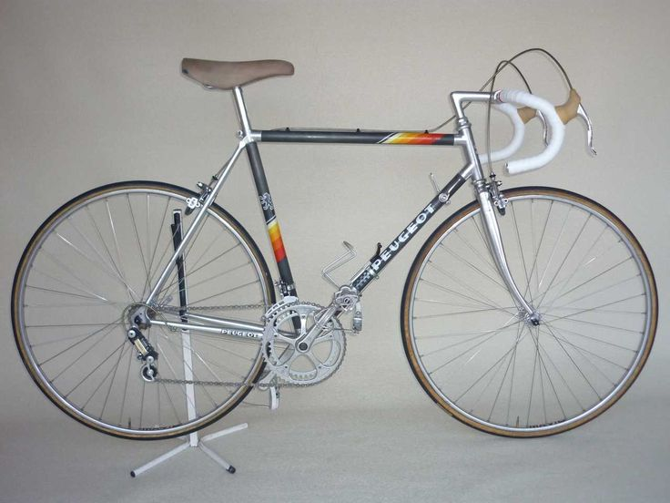 1983 Peugeot Bicycle PY10FC. This the base for my Project Peugeot. Ultegra group set and deep dish wheels to come.