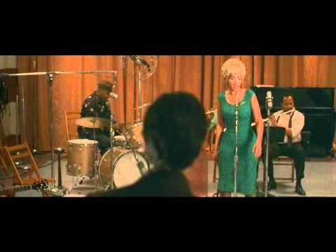 Cadillac Record Movie - Beyonce Song Blues ( I'd Rather Go Blind ) - YouTube