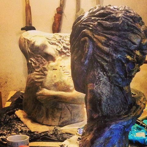alessandra spigai's studio