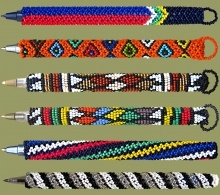 african-corporate-gifts-beaded-pens