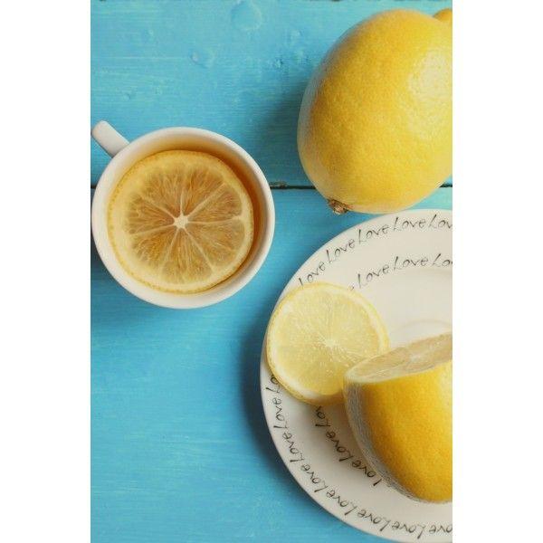 Postcard The Morning Lemon by Dina Ali