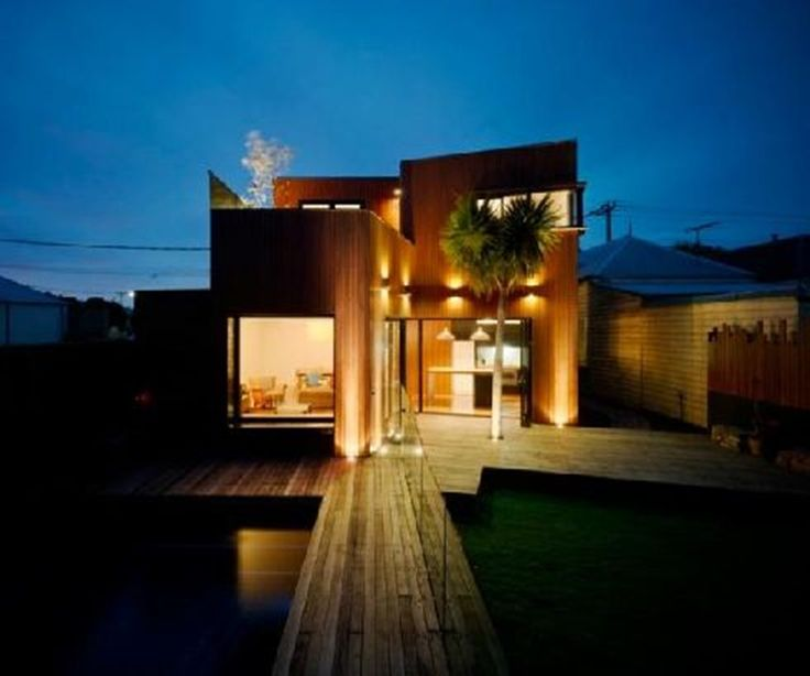 Home & Apartment:Unique Modern Contemporary Minimalist Cozy Inspiring Modern Barrow House Design Ideas In Melbourne Australia By Andrew Mayn...