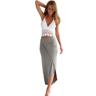 V Neck 2Pcs Sexy Bodycon #Dress Only at US$ 10.50. Get It Now! http://www.feelingirls.com/V-Neck-2Pcs-Sexy-Bodycon-Dress-p6696.html #BodyconDress #SexyLingerie