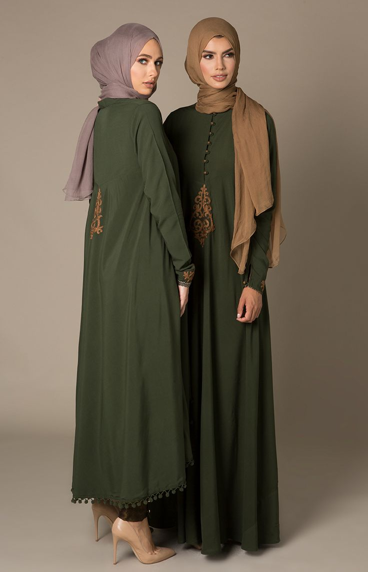 Aab: Contemporary Modest Wear, Abayas, Jilbabs and Hijabs -  Welcome