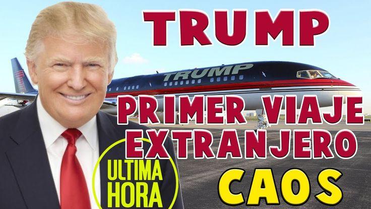 ULTIMAS NOTICIAS DEL MUNDO, DONALD TRUMP HOY 28 DE JULIO 2017, ULTIMAS N...