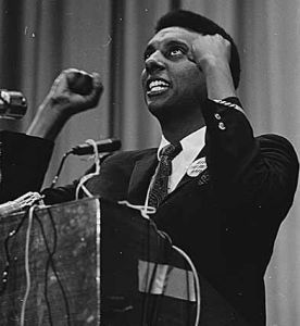 stockley carmichael essay Stokely carmichael had already served 49 days inside a mississippi prison farm  for nonviolent civil rights activism when he returned to the state in june of 1966.