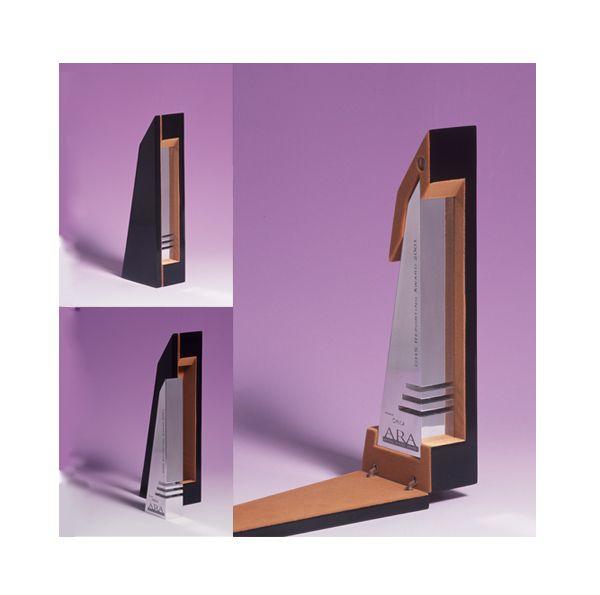 Awards-aluminium & wood Ron Ellazam & Ayelet Anush