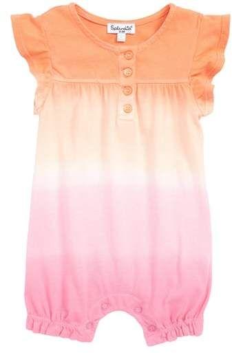 295555e9b9b Splendid Dip Dye Infant Girls Romper  babygirl