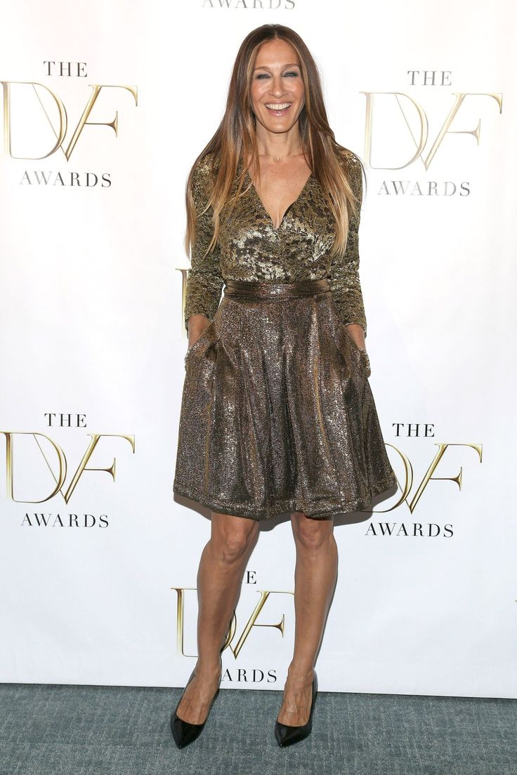 Sarah Jessica Parker Channels The Great Gatsby In