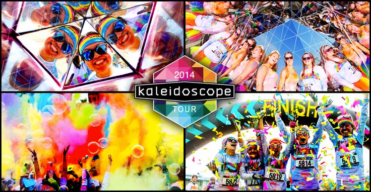 Color Run 2014 in Asheville NC... I can't wait