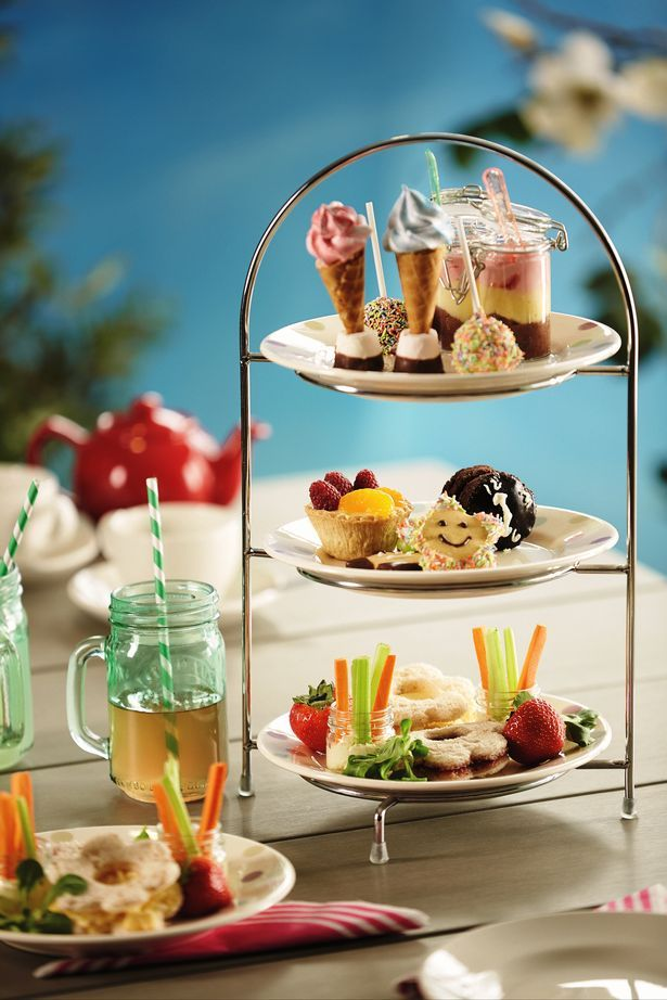 7 of Liverpool's best afternoon teas for kids - Liverpool Echo