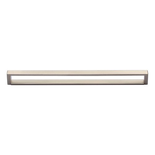 urban full flat handle ctc shown in satin nickel other sizes and finishes available