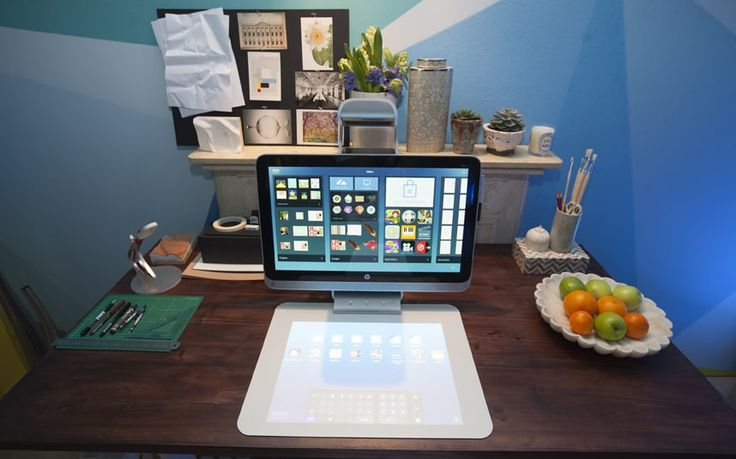 HP is launching its Sprout computing platform in the UK next week, which it   hopes can redefine the role of desktop PCs in the home