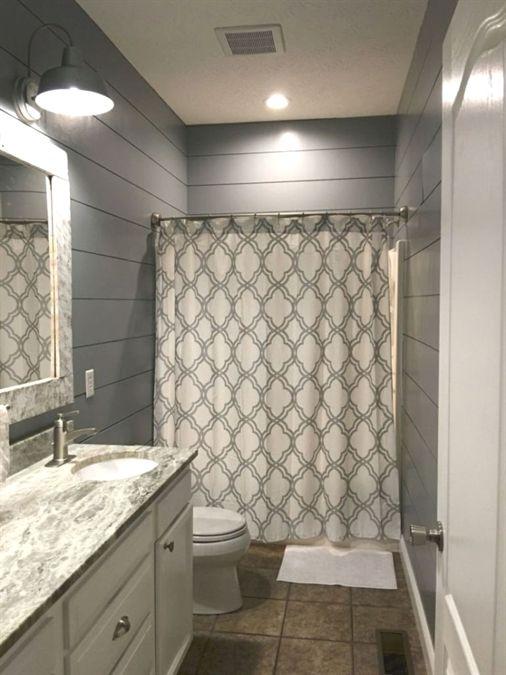 Small bathroom ideas on a budget (40) #BathroomRemodelIdeas Crafts