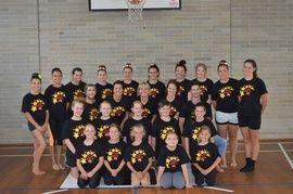 Summer Dance Camp 2014 - Group