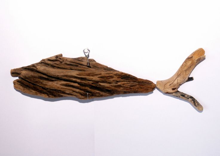 A personal favorite from my Etsy shop https://www.etsy.com/listing/223507497/driftwood-fish