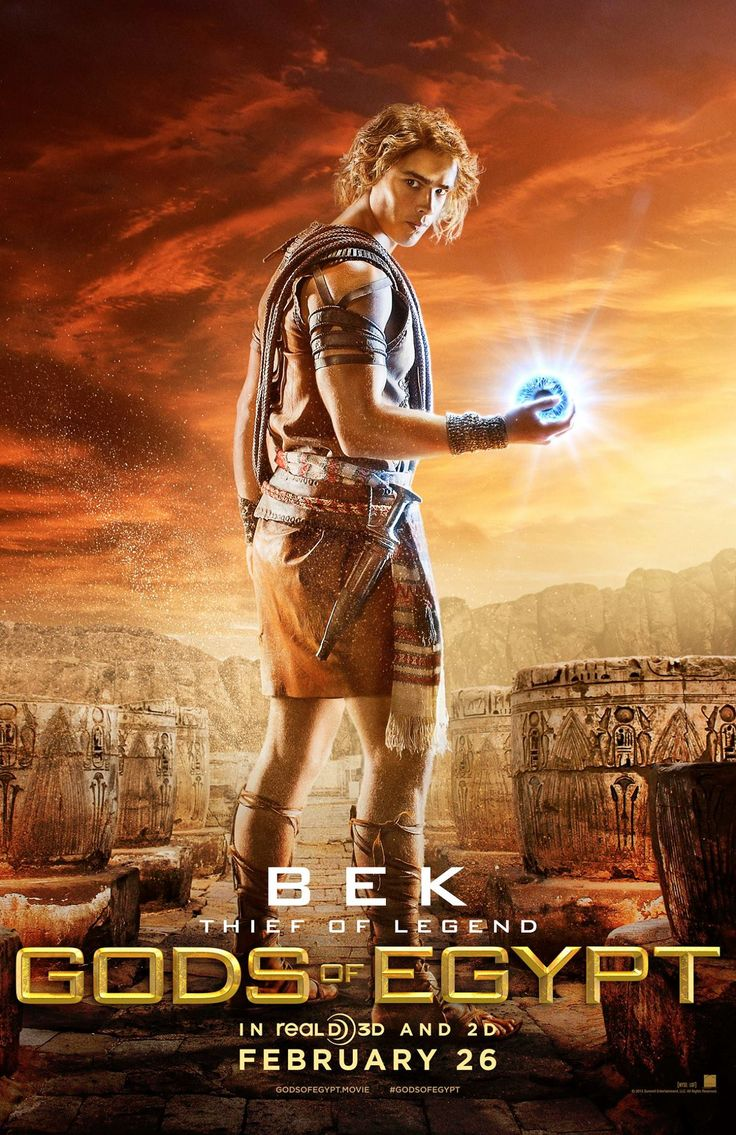 Gods of Egypt- I really want to see this movie because I like historical fantasies and adventures.