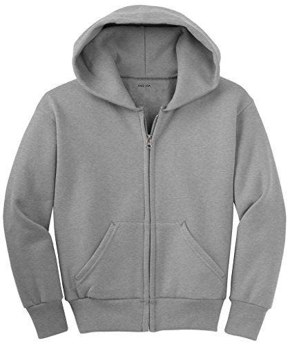 Joe's USA(tm) - Youth Full-Zip Hooded Sweatshirt-AthHeath-S Joe's USA http://www.amazon.com/dp/B013T7MO9A/ref=cm_sw_r_pi_dp_-KZfwb15285TX