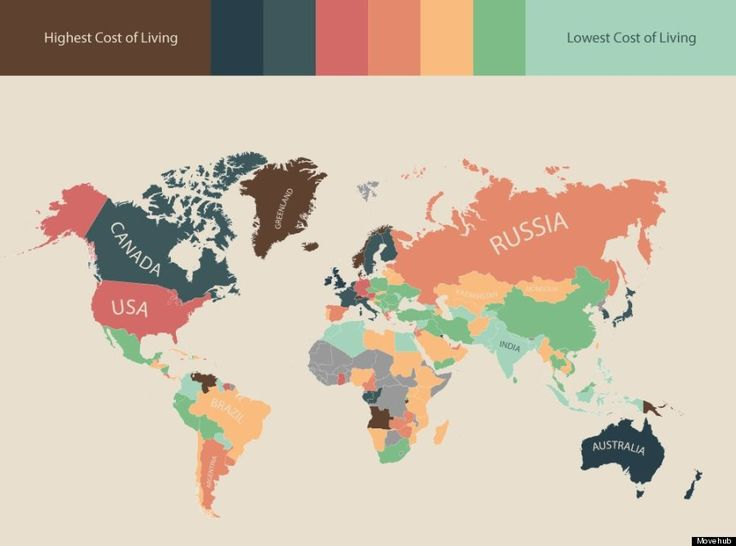 63 best WORLD images on Pinterest Green school, After school and - best of world map countries picture
