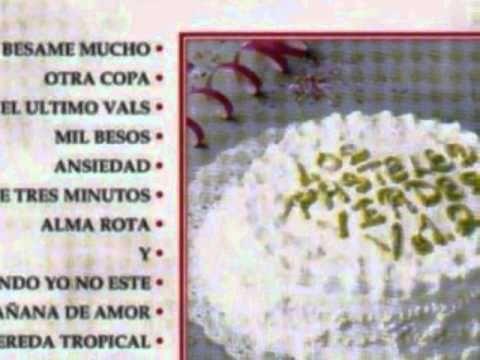 """""""Recuerdos De Una Noche"""" (1985) Cumbia /Aldo Y Los Pasteles Verdes (Horo..."""