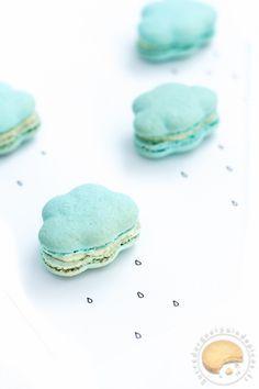 Macaron clouds