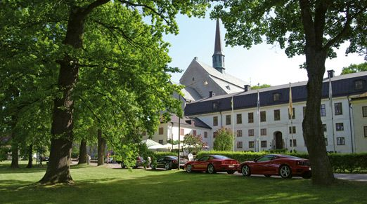 Vadstena Convent Hotel - Sweden  http://www.historichotelsofeurope.com/en/Hotels/vadstena-convent-hotel.aspx