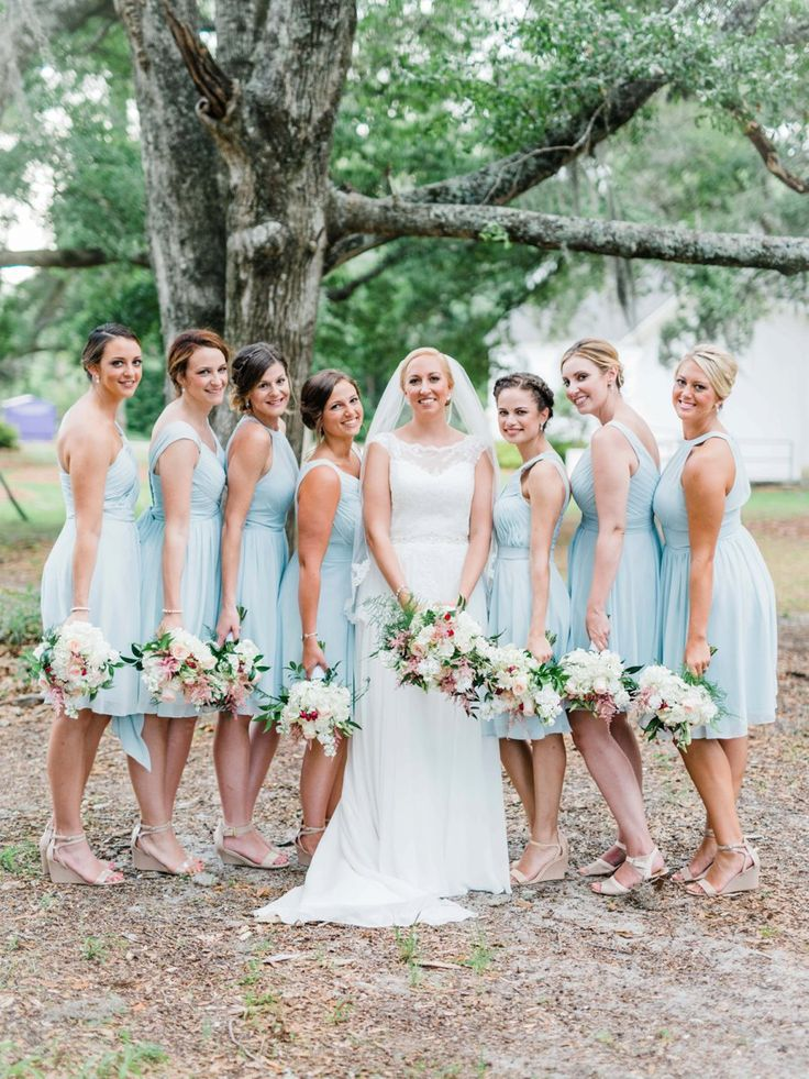 With heirloom details, and a classic romantic style, Katie and Skyler's North Carolina wedding day was nothing short of amazing. With lush florals full of pinks and dripping greenery, creating a garden feel indoors paired alongside a whimsical garden with twinkle lights, we love how enchanted their whole day felt. Bubbly Eventshelped this couple create …