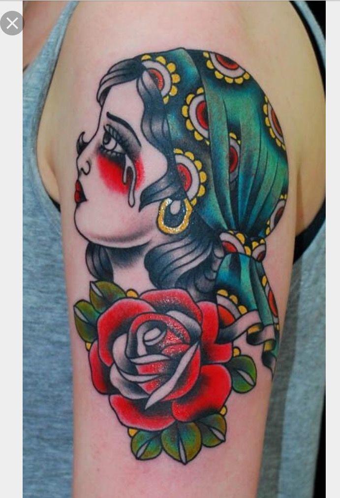 Bien-aimé 735 best Old school tattoo images on Pinterest | Tattoo ideas  NM72