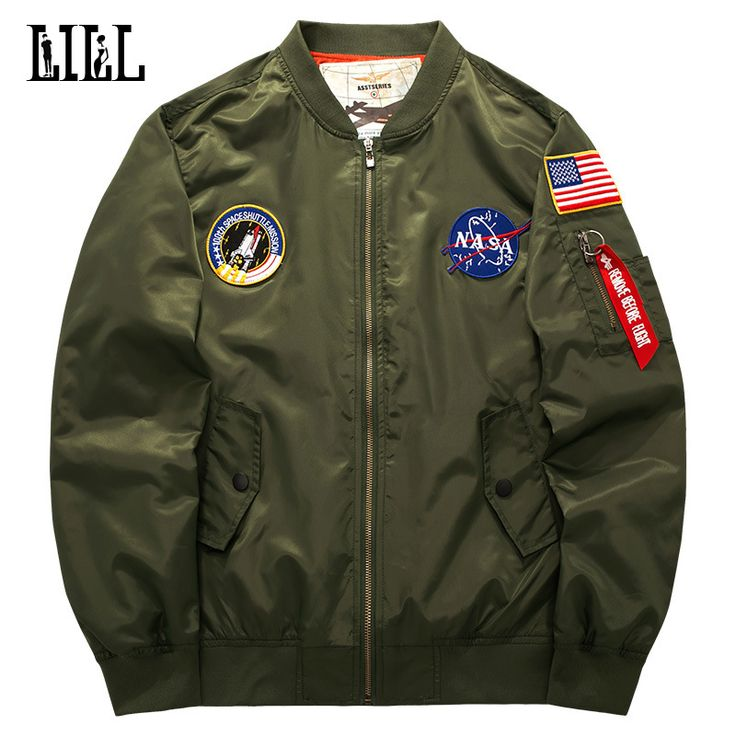 M-6XL Air Force One Waterproof Bomber Jacket Embroidery US Flag Male Spring Army Military Coat Men Short Baseball Jackets,UMA444