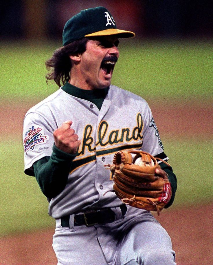 Dennis Eckersley - Oakland Athletics