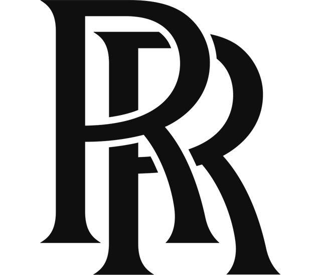 Rolls Royce Rr Logo Rolls Royce Logo Rr Logo Rolls Royce