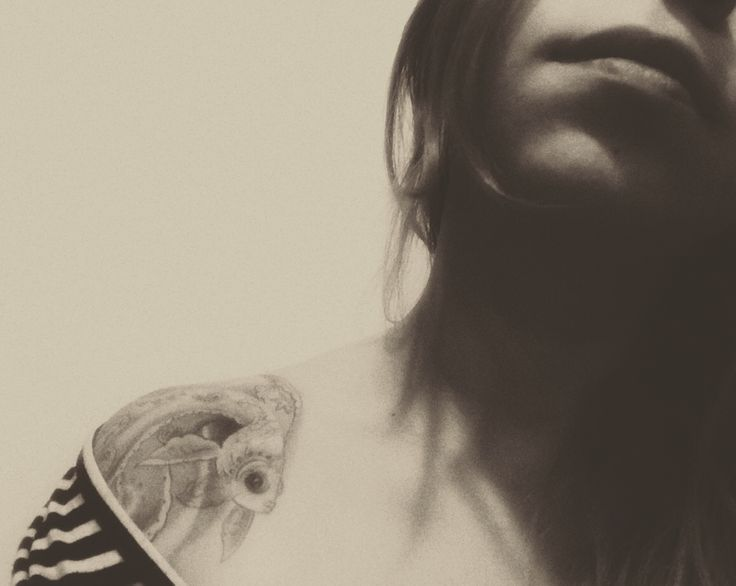 Tattoo fish