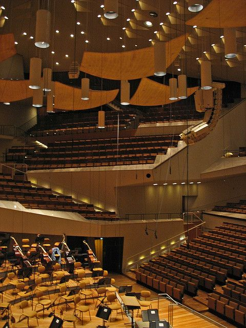For architecture lovers or fans of a fantastic orchestra, Berlin's Philharmonic hall is a must see. Stunningly designed to offer the best musical experience, it is simple the best place to listen to some Beethoven, Bach or Brahms.