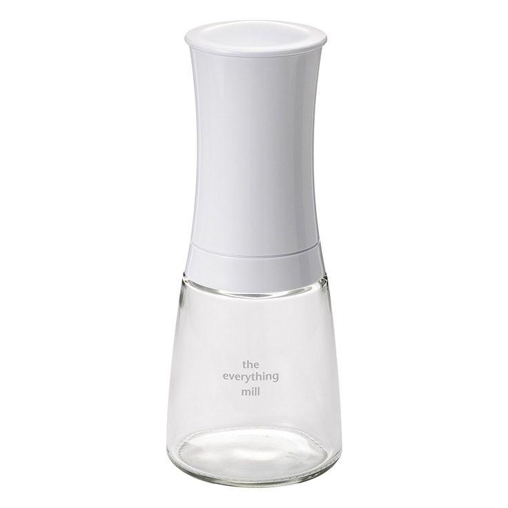 Kyocera Pepper, Salt, Seed and Spice Mill with Adjustable Advanced Ceramic Grinder