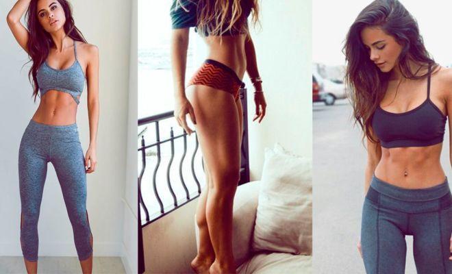 """Unas piernas torneadas, fuertes y sanas son el sueño de muchas chicas. ¿Sabías que puedes conseguirla sin la necesidad de ir a un gimnasio? Estos tres sencillos ejercicios con los que tonificarás tus piernas. Anímate a hacerlos y olvida el mito que dice """"un cuerpo trabajado se ve masculino"""". Zancadas para lucir unas piernas hermosas …"""