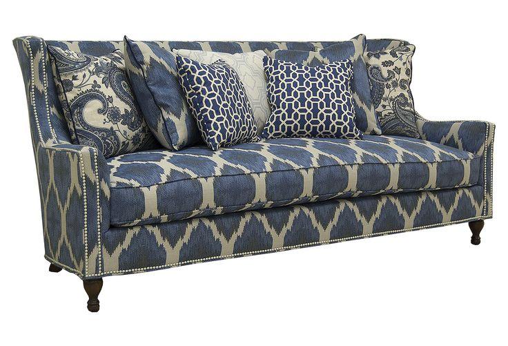 One Kings Lane - Take a Seat - Kylie Sofa