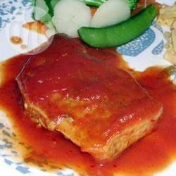 Côtelettes de porc aux tomates, au four @ qc.allrecipes.ca